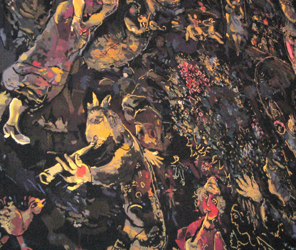 The Chagall Tapestry
