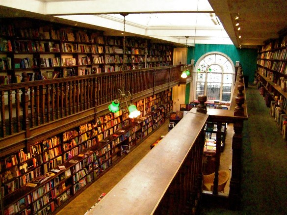 Daunt Books, London UK