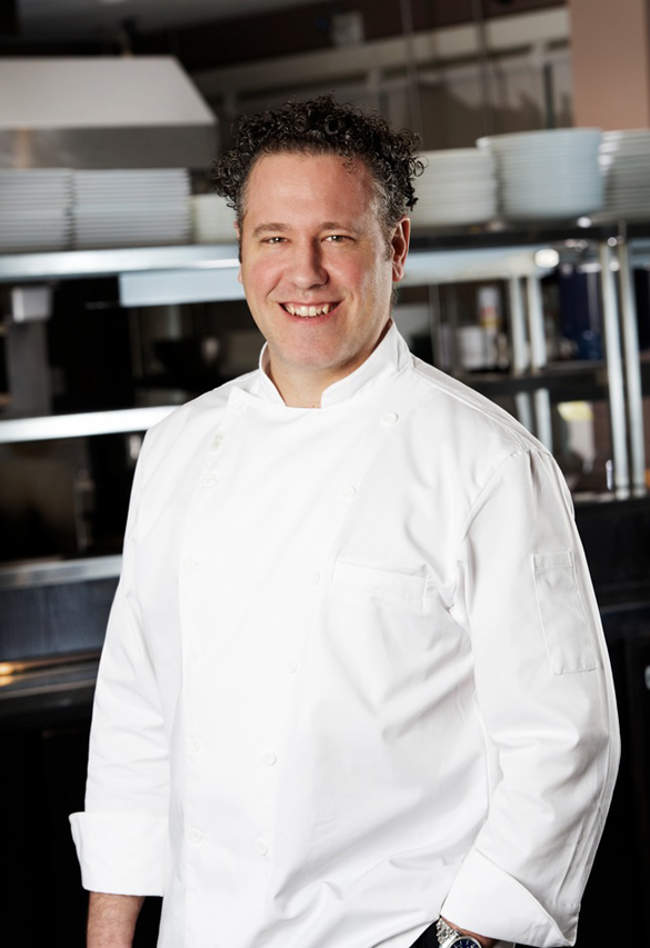 Chef Dino Renaerts has left his executive role at Diva at the Met to helm Fraiche and Crave Beachside