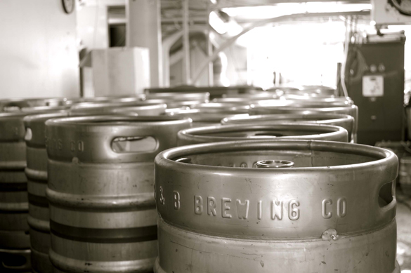R&B Brewing Co. is located at 54 East 4th Ave in Vancouver, BC | 604-874-2537 | www.rbbrewing.com