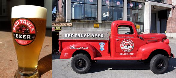 Red Truck Beer Co. is located at 1015 Marine Dr. in North Vancouver | 604-682-4733 | www.redtruckbeer.com