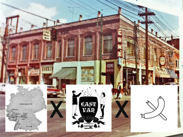 Bestie is a new restaurant in Chinatown at 105 East Pender St. | 604-620-1175 | www.bestie.ca