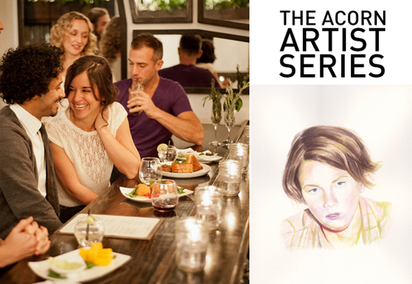 The Acorn is located at 3995 Main Street in beautiful Vancouver, BC | 604-566-9001 | www.theacornrestaurant.ca