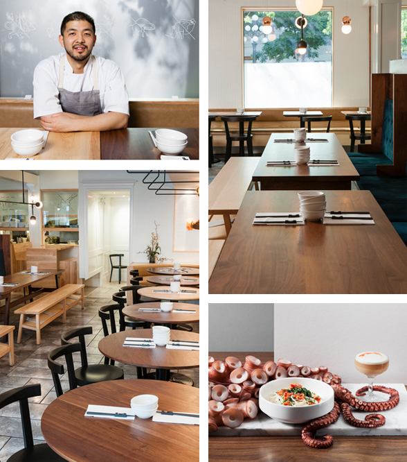 Pidgin is located at 350 Carrall Street in Vancouver's Gastown | 604.620.9400 | www.PidginVancouver.com