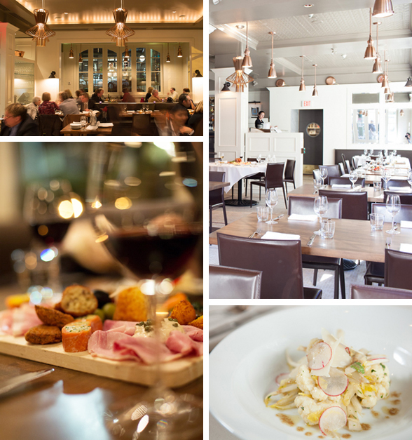 La Pentola is located in the Opus Hotel at 350 Davie St. in Vancouver, BC | (604) 642-0557 | www.lapentola.ca