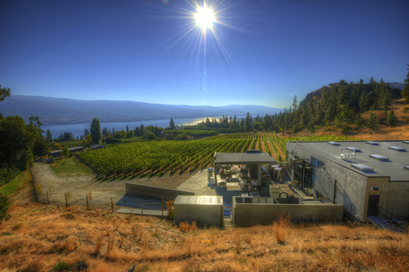 Okanagan Crush Pad is located at 16576 Fosbery Road in Summerland, BC | 250-494-4445 | okanagancrushpad.com