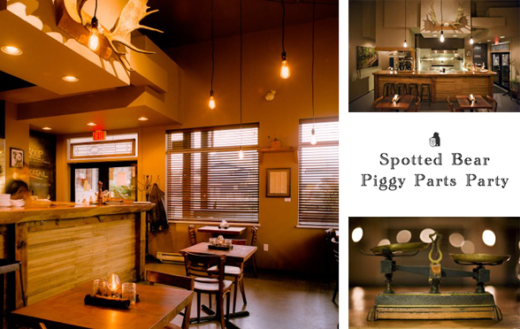 Spotted Bear Bistro is located at 101 4th Street in Tofino, BC | 250-725-2215 | www.spottedbearbistro.com