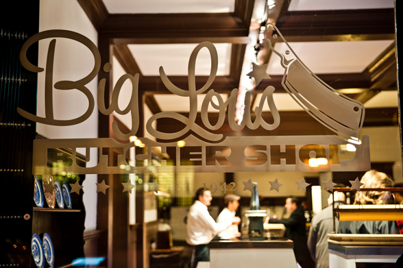 Big Lou's Butcher Shop is located at 269 Powell Street in Vancouver, BC | 604-566-9229 | www.biglousbutchershop.com