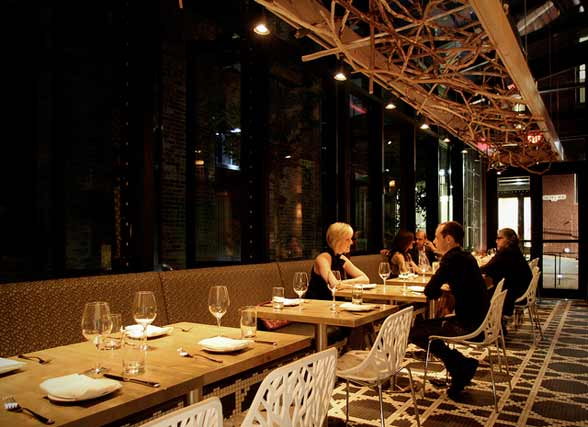 L'Abattoir is located at 217 Carrall St in Vancouver's Gastown neighbourhood | 604-568-1701 | www.labattoir.ca