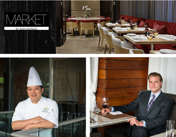 Market by Jean-Georges is located in the Shangri-La at 1128 W. Georgia | 604-695-1115 | marketbyjgvancouver.com