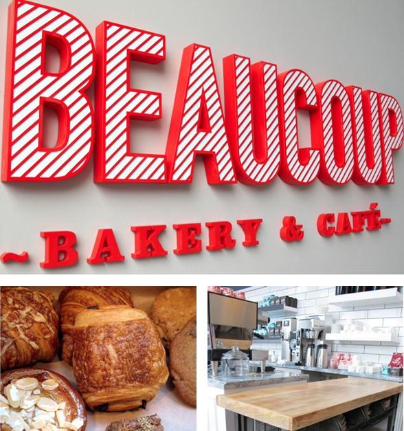 Beaucoup Bakery & Cafe is located at 2150 Fir Street (@ 6th Avenue) in Vancouver, BC | 604-732-4222 | www.beaucoupbakery.com