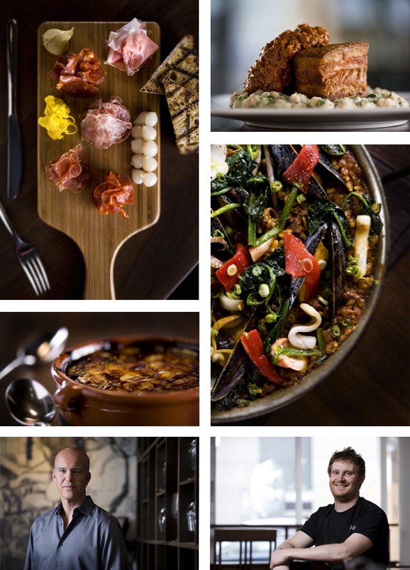 Espana is located at 1118 Denman Street in Vancouver's vibrant West End | 604-558-4040 | www.espanarestaurant.ca