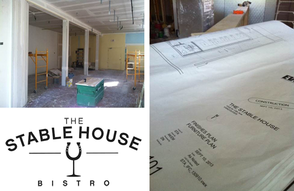 The Stable House is opening soon at 1520 W. 13th Ave. (at Granville) in Vancouver BC | www.thestablehouse.ca