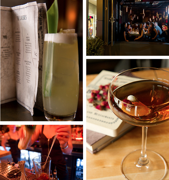 The Keefer Bar is located at 135 Keefer St in Vancouver, BC | 604-688-1961 | www.thekeeferbar.com