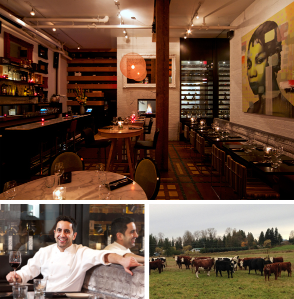 Cibo Trattoria is located in the Moda Hotel at 900 Seymour Street in Vancouver, BC | 604-602-9570 | CiboTrattoria.ca