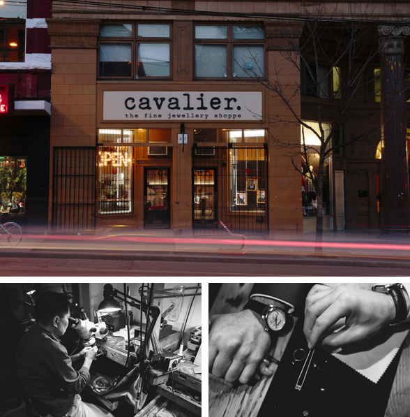 Cavalier is located at #217-207 W. Hastings St. in Vancouver, BC | 604-681-0047 | www.cavaliergastown.com