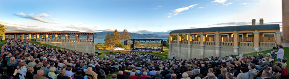 Mission Hill is located at 1730 West Bank Rd in West Kelowna, BC | 250-768-7611 | missionhillwinery.com
