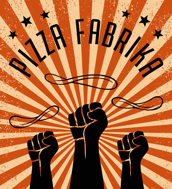 Pizza Fabrika will be opening at 1680 Robson St. in Vancouver, BC this June | www.pizzafabrika.ca
