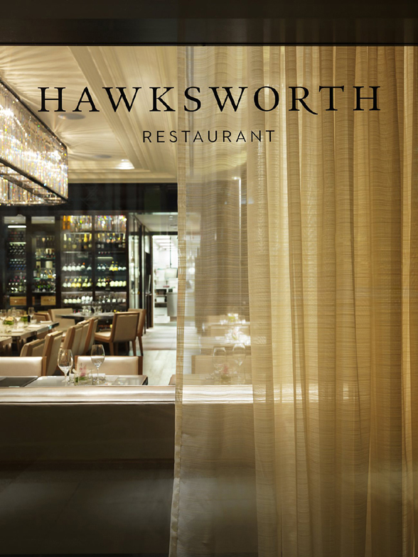 Hawksworth is located in Rosewood Hotel Georgia at 801 West Georgia St. | www.hawksworthrestaurant.com